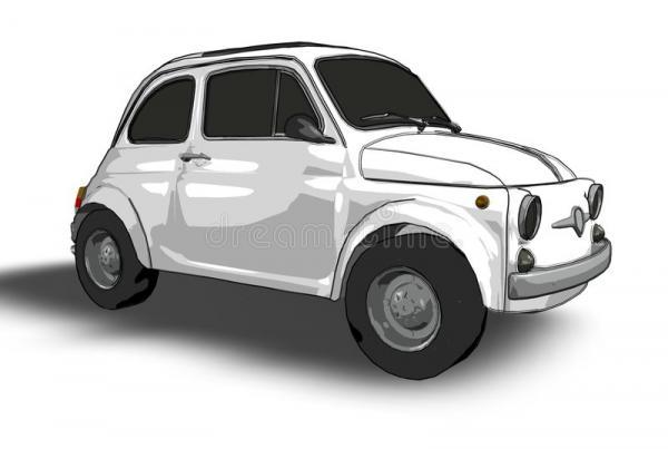 Fiat 500 1982